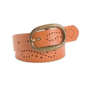 New!🌟Made In Italy Leather 3cm Belt